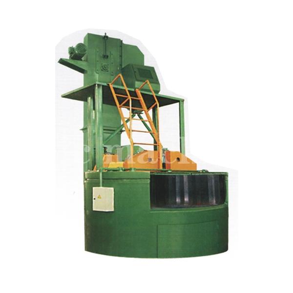 Rotary shot blasting machine Q35 series