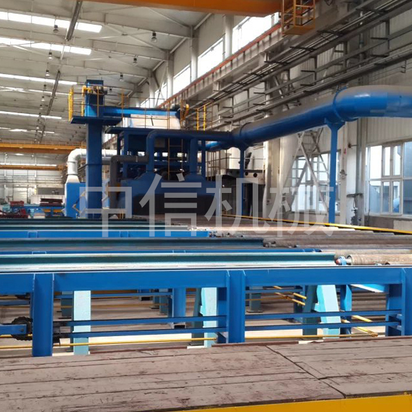 CRRC taiyuan rolling stock plant customer case